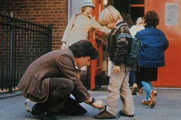 Kramer contre Kramer : Photo Dustin Hoffman, Justin Henry, Robert Benton