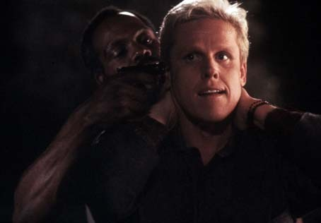 L'Arme fatale : Photo Danny Glover, Gary Busey, Richard Donner