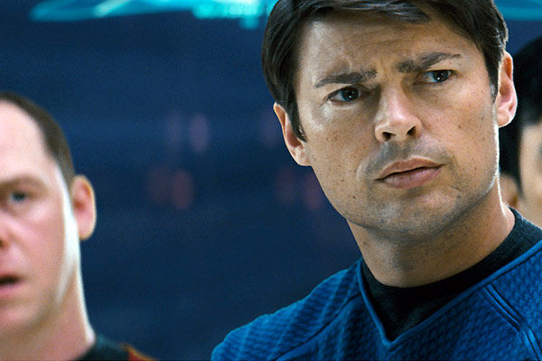 Star Trek : Photo Karl Urban