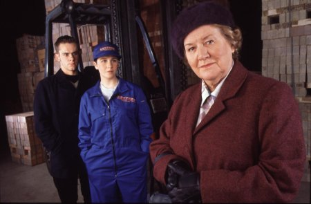 Les Enquêtes d'Hetty : Photo Dominic Monaghan, Patricia Routledge, Suzanne Maddock