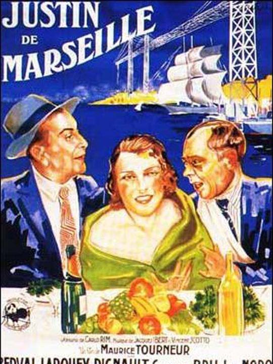 Justin de Marseille : affiche