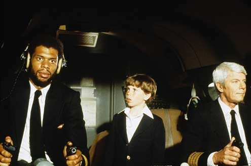 Y a-t-il un pilote dans l'avion ? : Photo Peter Graves