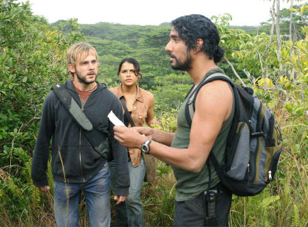 Lost, les disparus : Photo Dominic Monaghan, Michelle Rodriguez, Naveen Andrews