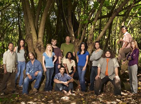 Lost, les disparus : Photo Daniel Dae Kim, Dominic Monaghan, Elizabeth Mitchell, Emilie de Ravin, Evangeline Lilly