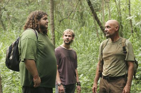 Lost, les disparus : Photo Dominic Monaghan, Jorge García, Terry O'Quinn