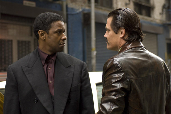 American Gangster : Photo Denzel Washington, Josh Brolin