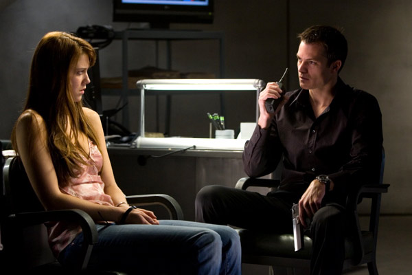 Die Hard 4 - retour en enfer : Photo Len Wiseman, Mary Elizabeth Winstead, Timothy Olyphant