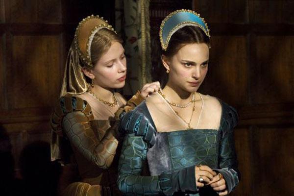 Deux soeurs pour un roi : Photo Justin Chadwick, Natalie Portman, Scarlett Johansson