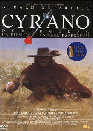Cyrano de Bergerac : Affiche