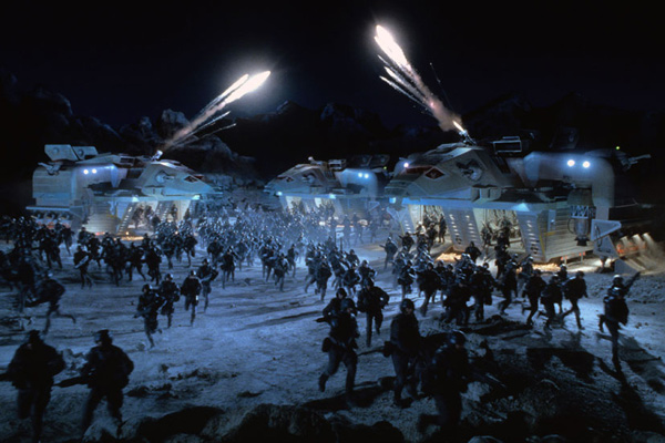 Starship Troopers : Photo