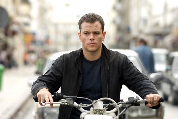 La Vengeance dans la peau : Photo Matt Damon