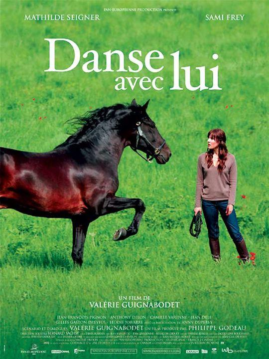 Danse avec lui : Affiche Valérie Guignabodet