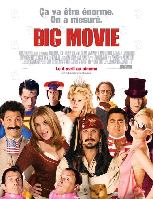 Big Movie : Photo Jason Friedberg