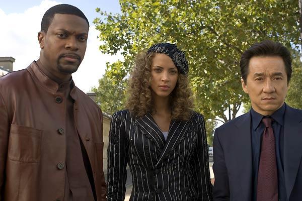Rush Hour 3 : Photo Chris Tucker, Jackie Chan, Noémie Lenoir