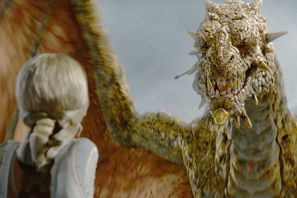 La Légende de Beowulf : Photo Robin Wright