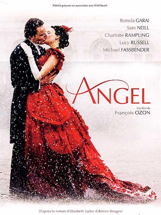 Angel : Affiche Michael Fassbender, Romola Garai
