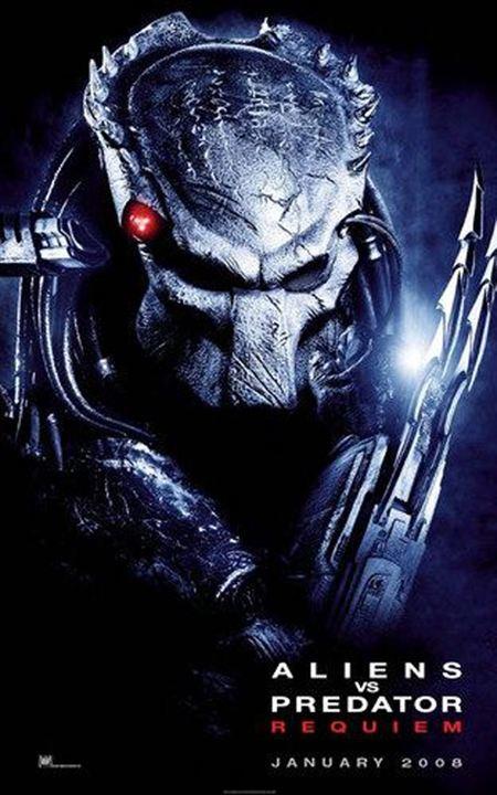 Aliens vs. Predator - Requiem : Affiche Colin Strause, Greg Strause