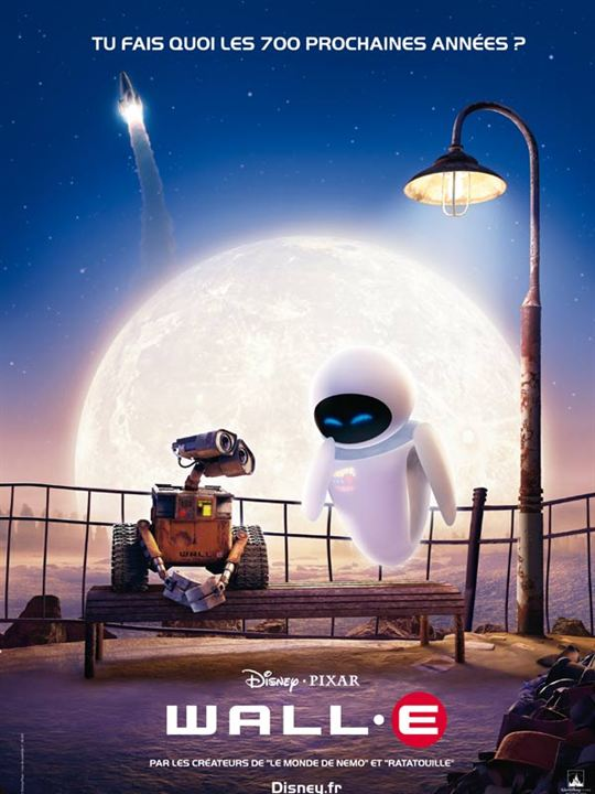 WALL-E – VF – HD