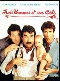 Trois hommes et un bébé : Affiche