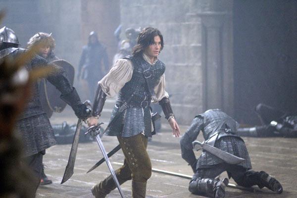 Le Monde de Narnia : Chapitre 2 - Le Prince Caspian : photo Andrew Adamson, Ben Barnes