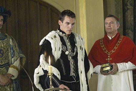 Les Tudors : Photo Jonathan Rhys-Meyers, Sam Neill