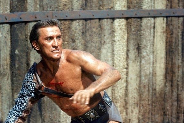 Spartacus : Photo Kirk Douglas, Stanley Kubrick