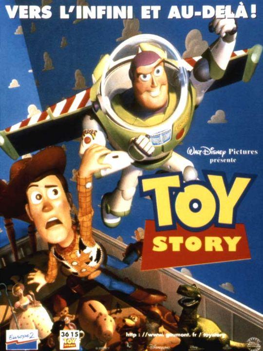 Affiche du film toy story affiche 1 sur 2 allocin - Cochon de toy story ...