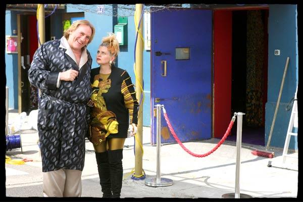 Disco : Photo Gérard Depardieu, Isabelle Nanty