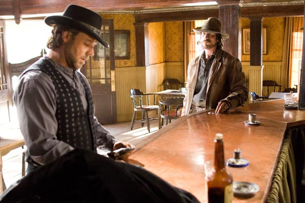 3h10 pour Yuma : Photo Christian Bale, Russell Crowe