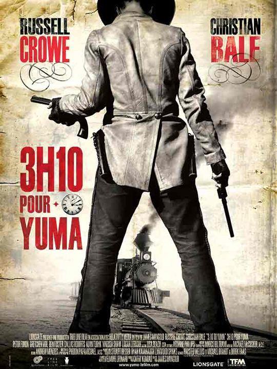 3h10 pour Yuma : Affiche