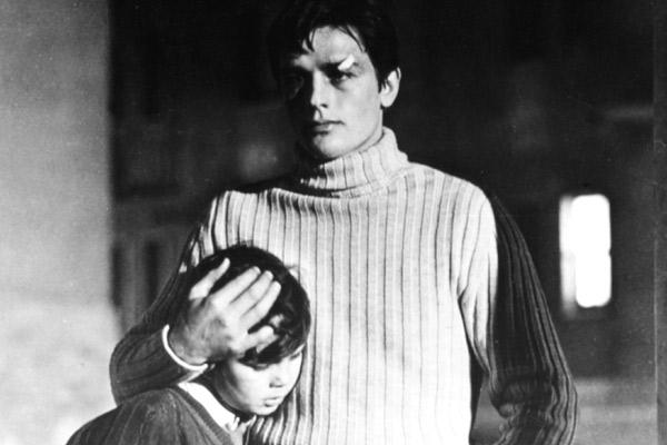 Rocco et ses frères : Photo Luchino Visconti