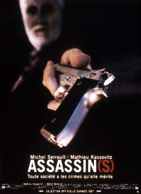 Assassin(s) : Affiche Michel Serrault