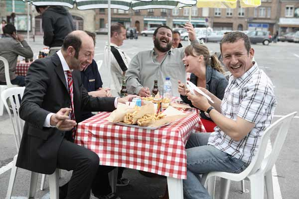 Bienvenue chez les Ch'tis : Photo Anne Marivin, Dany Boon, Guy Lecluyse, Kad Merad