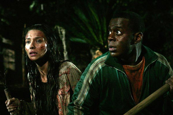 Butcher - La Légende de Victor Crowley : Photo Adam Green (VI), Amara Zaragoza, Deon Richmond