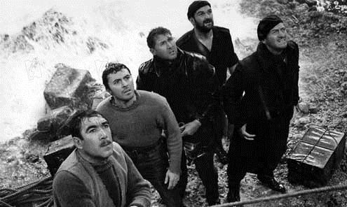 Les Canons de Navarone : Photo Anthony Quayle, Anthony Quinn, David Niven, Jack Lee Thompson, James Darren