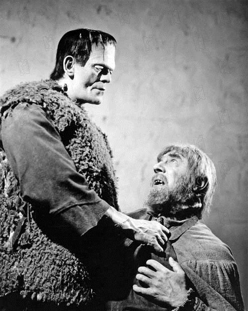Le Fils de Frankenstein : Photo Bela Lugosi, Boris Karloff, Rowland V. Lee