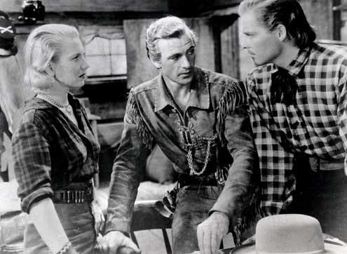 Une Aventure de Buffalo Bill : Photo Cecil B. DeMille, Gary Cooper, James Allison, Jean Arthur