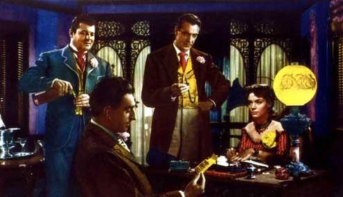 Le Roi du Tabac : Photo Gary Cooper, Jack Carson, Lauren Bacall, Michael Curtiz