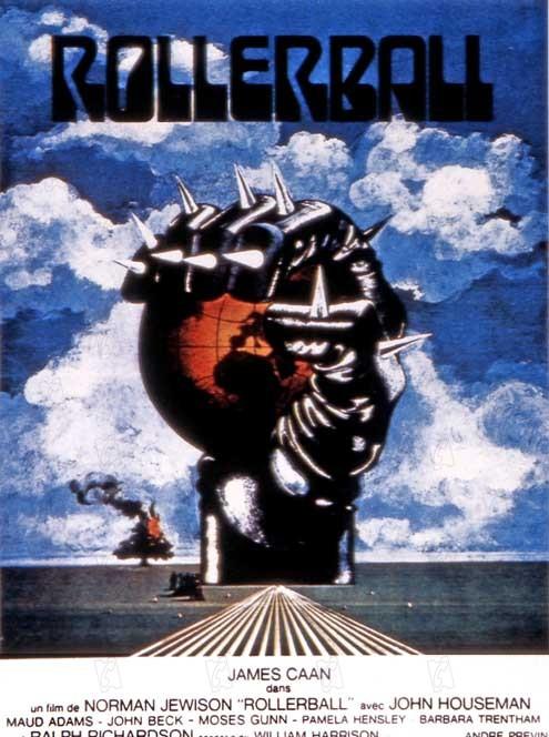 Rollerball : Affiche Norman Jewison