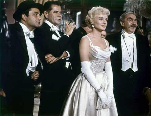 Milliardaire pour un jour : Photo Frank Capra, Glenn Ford, Hope Lange, Peter Falk, Thomas Mitchell
