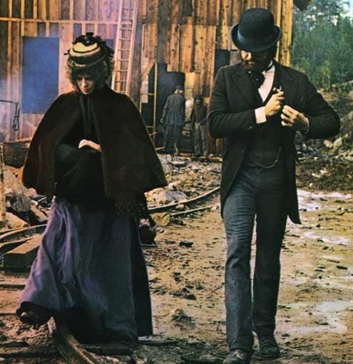 John McCabe : Photo Robert Altman, Warren Beatty