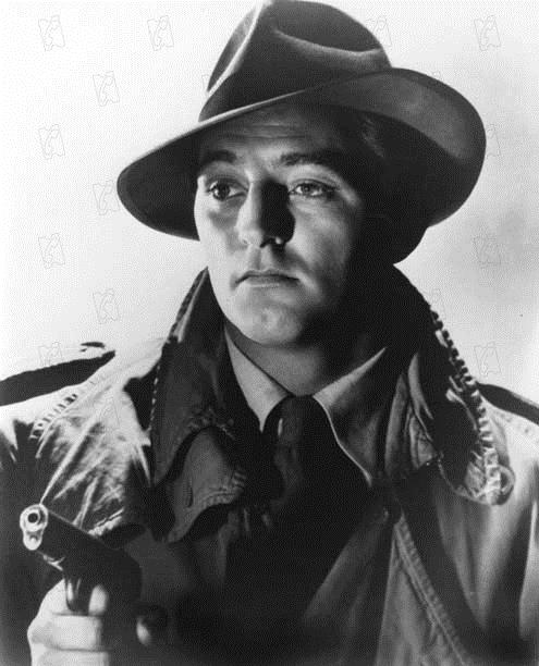 La Griffe du passé : Photo Jacques Tourneur, Robert Mitchum