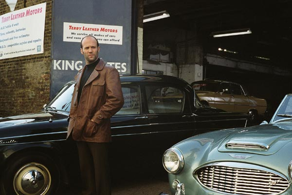 Braquage à l'Anglaise : Photo Jason Statham