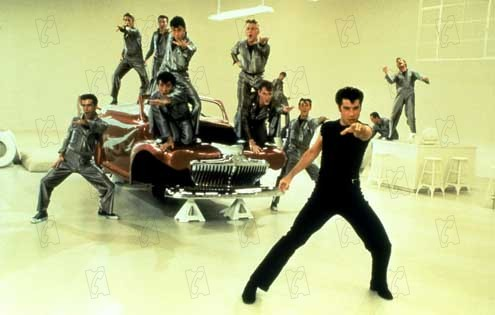 Grease : Photo John Travolta