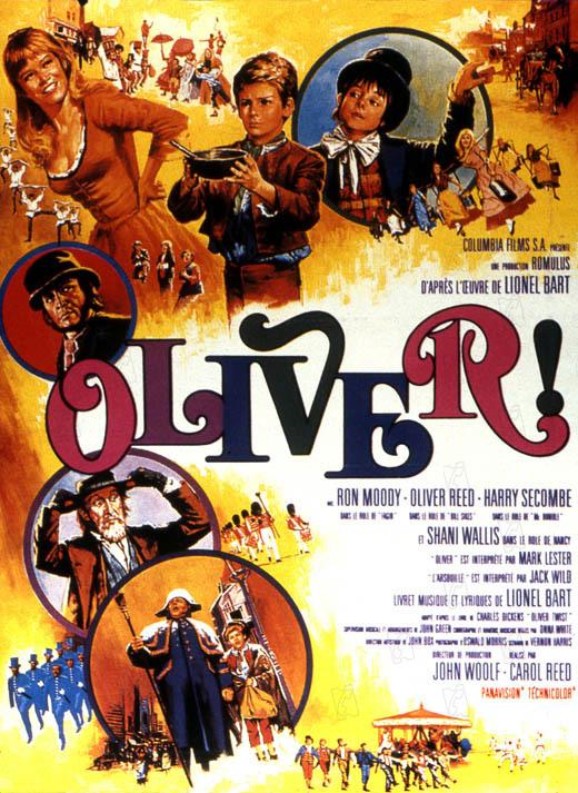 Oliver! : Affiche Carol Reed