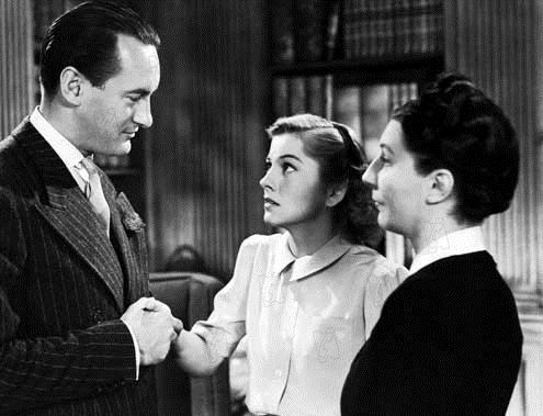 Rebecca : Photo Dame Judith Anderson, George Sanders, Joan Fontaine