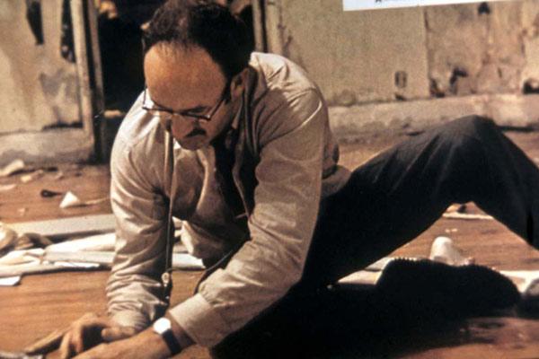 Photo Francis Ford Coppola, Gene Hackman