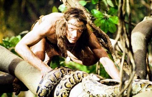 Greystoke, la légende de Tarzan : Photo Christopher Lambert, Hugh Hudson