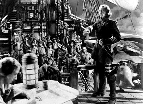 Capitaine Blood : Photo Errol Flynn, Michael Curtiz