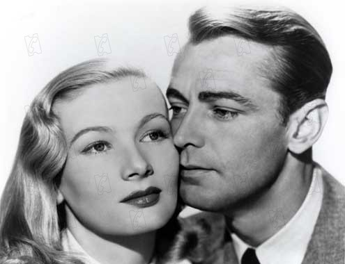 Le Dahlia bleu : Photo Alan Ladd, George Marshall, Veronica Lake